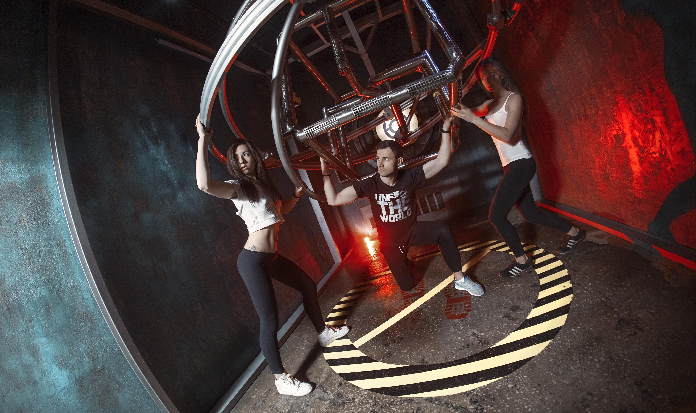 Экшн-игра «Терминал» — как стать спринтером-гладиатором
