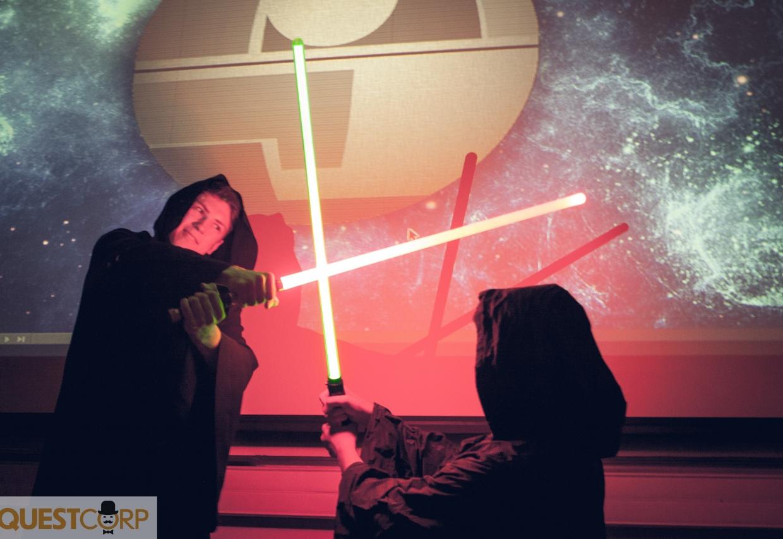 «Звёздные войны» сошли с экрана
