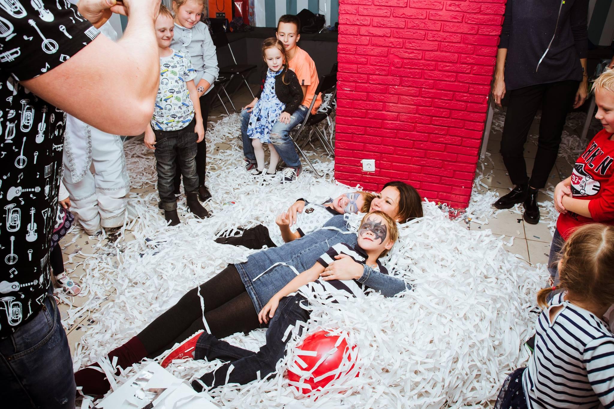 Развлечения для детей в Москве