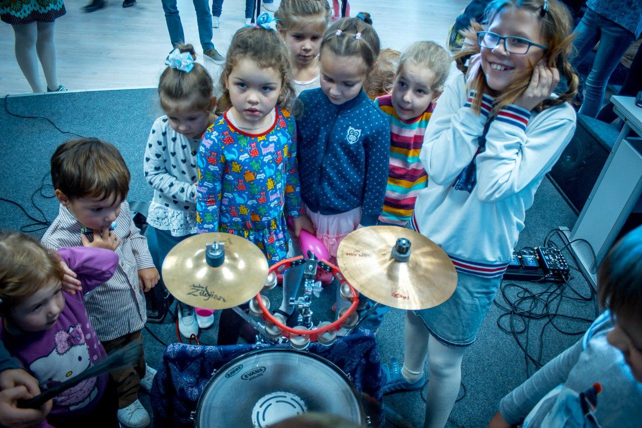 Музыкальный фестиваль в Эврика-парк