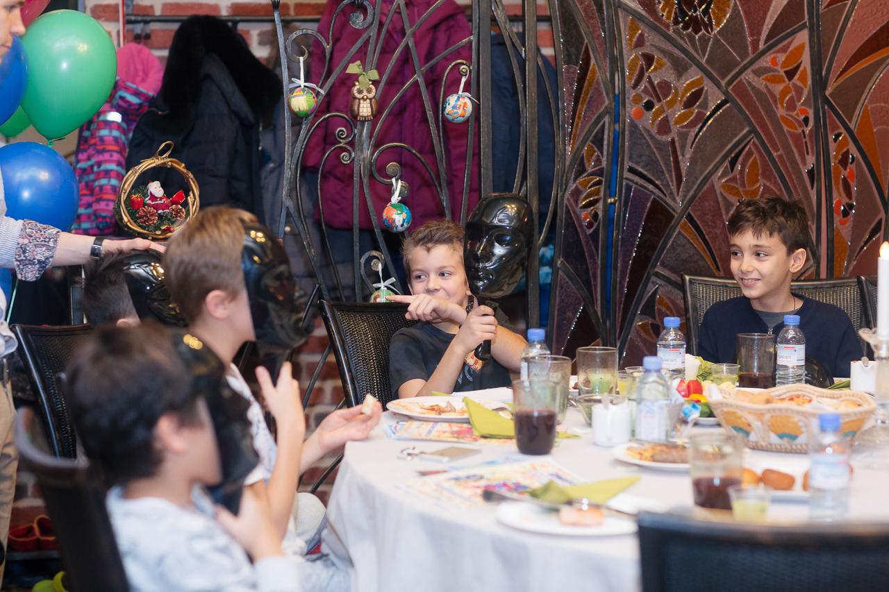 Детский выездной праздник от 5 до 15 лет
