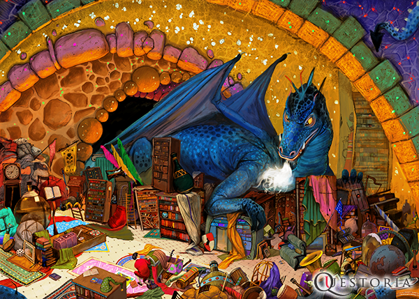 Квестория «Школа Магии»